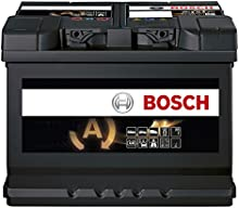 Bosch 0098s5a110Starter batería AGM S512V 80Ah/800A, ETN 580901080, KSN s5a11, para sistemas de inicio Stop (Precio incluye euros 7,50pfand)