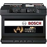 BOSCH 0098S5A080 Starterbatterie AGM S5  12V 70Ah/760A, ETN 570901076, KSN S5A08, für Start-Stop-Systeme  (Preis inkl. EUR 7,50 Pfand)