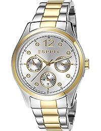 Esprit Damen-Armbanduhr Tracy Analog Quarz ES106702004