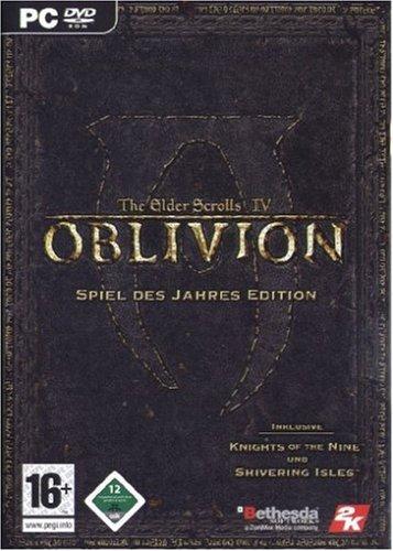 The Elder Scrolls IV: Oblivion (Spiel des Jahres Edition) (Iv Elder Scrolls Pc)