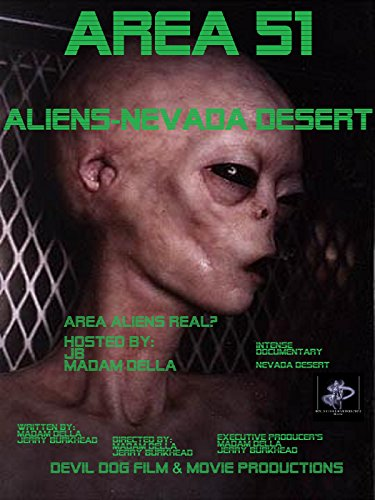 Area 51-Aliens-Nevada Desert