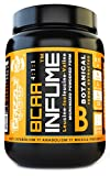 Grizzly Nutrition BCAA Infume Botanically Ferma Extracted (Natural Lime, 50 Servings)