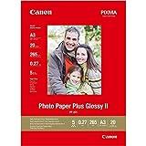 Canon PP-201 Papier Photo Brillant Format A3 (20 feuilles)