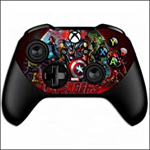 Gadgets WRAP Marvel Studios Avengers Age Of Ultron 2015 Printed Skin For Xbox One S One X Controller
