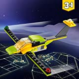 LEGO 31092 Creator 3-in-1 Helicopter Adventure Building Kit, Colourful