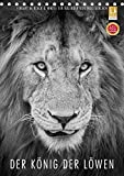 FineArt in Black and White: Der König der Löwen (Tischkalender 2018 DIN A5 hoch): Für diesen wunderschönen Kalender hat Ingo Gerlach besten ... ... [Kalender] [Apr 01, 2017] Gerlach, Ingo