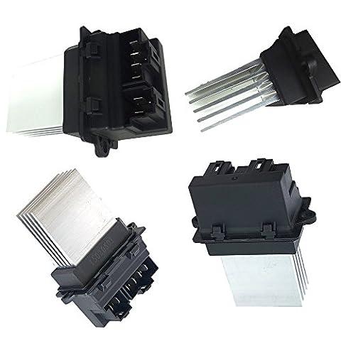 Deutschauto Air Condition Heater Resistor Cooler 04885482AA, 04885482AC,04885482AD
