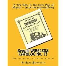 Special WIRELESS CATALOG No. 17 (English Edition)