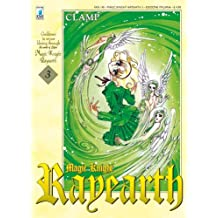 Magic knight Rayearth: 3