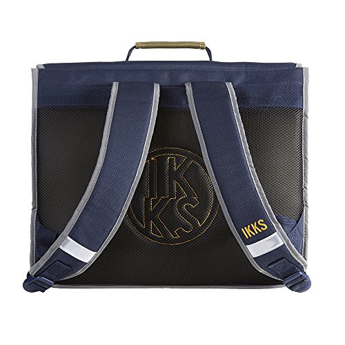 Acheter IKKS Backpacker In Tokyo 41832 Cartables, 41 cm, Bleu