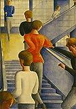 Das Museum Outlet–Oskar Schlemmer–Bauhaus Stairway–Poster Print Online kaufen (152,4x 203,2cm)