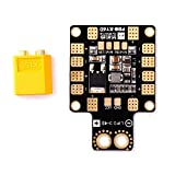 LHI Power Distribution Board PDB-XT60 with 5V&12V Output Support up to 6 Esc for X or H Design FPV Racing Quadcopter