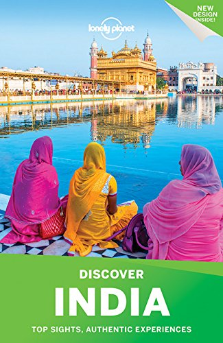 Discover India (Travel Guide) por Lonely Planet