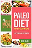 Best Paleo Diet Books - Paleo Diet for Beginners: Lose Weight and Live Review