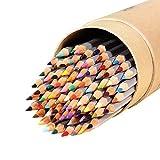 Ohuhu 48 Farben Buntstifte Farbstift Berufsqualitäts Art Zeichnen Stift Bunt