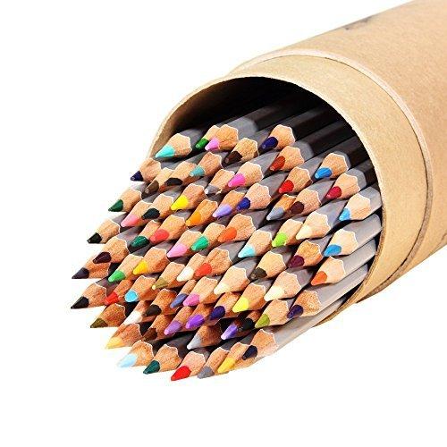Ohuhu 48 Farben Buntstifte Farbstift Berufsqualitäts Art Zeichnen Stift Bunt Zeichen Bleistift für...