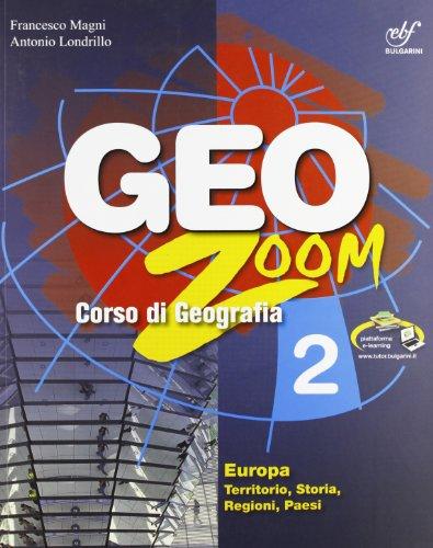 Geozoom. Con espansione online. Per la Scuola media: 2