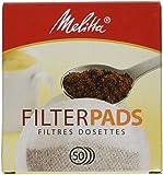 Melitta Filterpads - 50 Stück