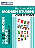 National 4/5 Modern Studies Course Notes (Course Notes)