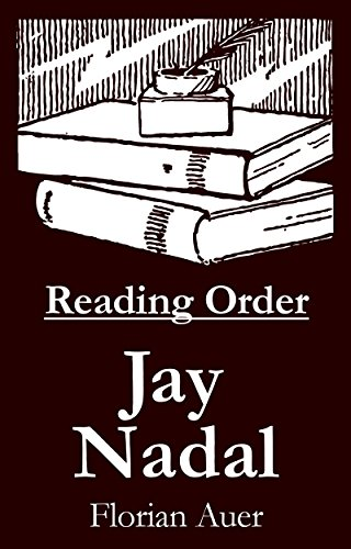 Jay Nadal - Reading Order Book - Complete Series Companion Checklist (English Edition)
