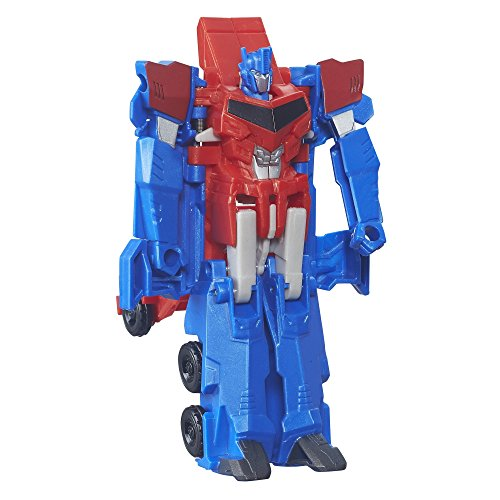 Transformers - Juguete, color red, blue (Hasbro B6805AS0)