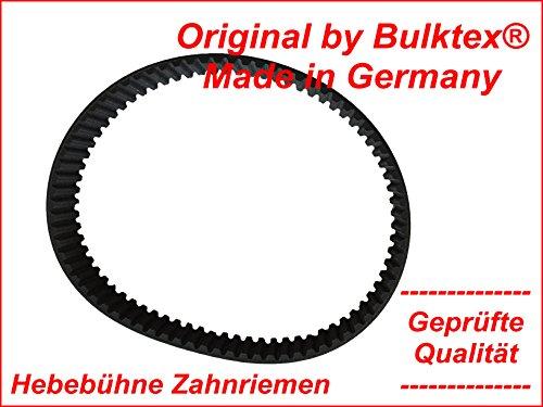 Original by Bulktex® für Zippo Auto KFZ Hebebühne Zahnriemen pas- 1250 1506 1511 1226 und weitere Neu B30mm