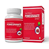Vinshi Wellness Pomegranate Extract-Pack of 60 Capsules- Lower Blood Pressure