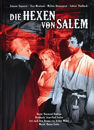 Bild von Die Hexen von Salem - Mediabook [Blu-ray]