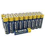 Varta Industrial Batterie AA Mignon Alkaline Batterien LR6, umweltschonende Verpackung (40er Pack), Design kann abweichen