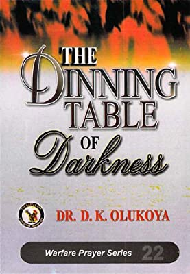 The Dining Table of Darkness produced by The Battle Cry Christian Ministries - quick delivery from UK.
