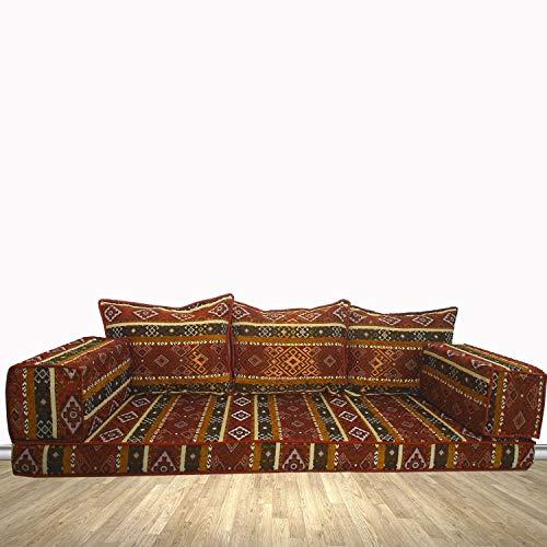 Spirit Home Interiors étnica Tribal Moyen Orient