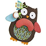 Skip Hop Treetop Amigos 307809 - Mat para jugar, búho en forma