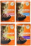 Product Image of Iams Wet Cat Food Delights Meat and Fish in Gravy