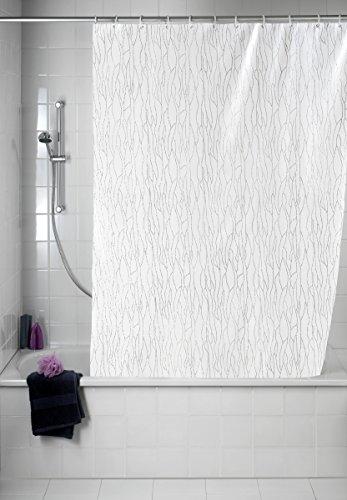 Wenko Mit Glanzeffekt aus 100 Prozent Polyester, bei 30°C waschbar