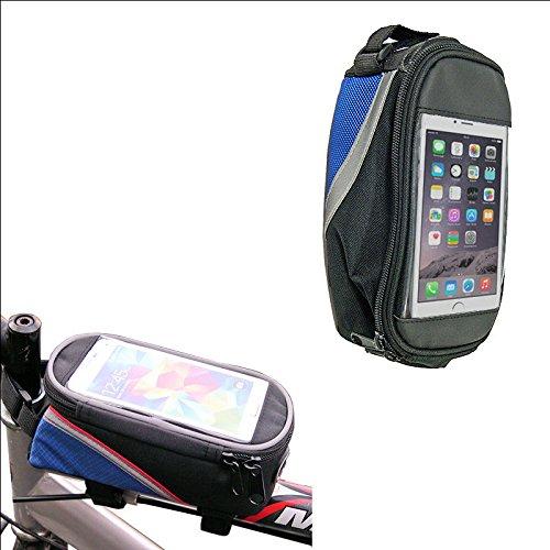 Borsa touch screen da bici mountain bike passeggio corsa per apple iphone 6/7 versione plus 5,5