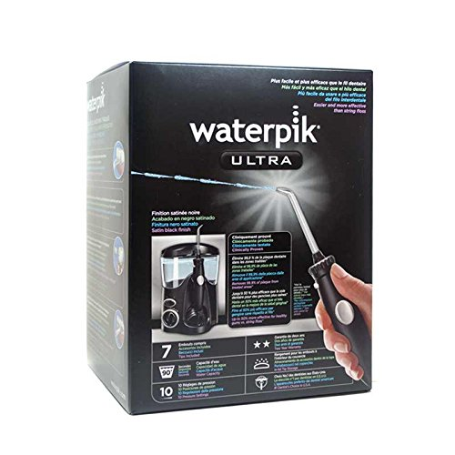 Dentaid Waterpik Munddusche Ultra WP Modell 112 BLACK