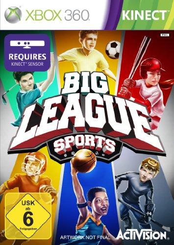 Big League Sports (Kinect erforderlich)