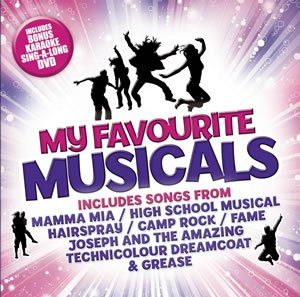 My Favourite Musicals CD + DVD