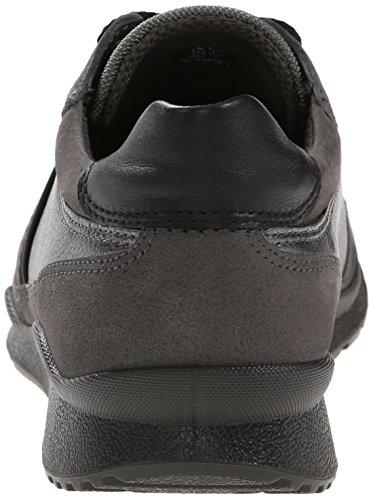 Ecco Ecco Mobile Iii, Derbies à lacets femme Argent - Silber (DARK SHADOW/D.SHADOW MET./BLACK)