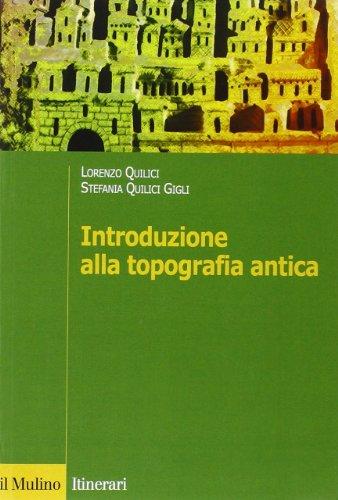 Introduzione alla topografia antica