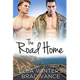 The Road Home: A New Adult Gay Romance (English Edition)