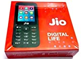 Jio phone Jio Mobile (Digital Life) F90M (Black)