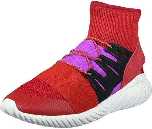 adidas Herren Tubular Doom Winter Fitnessschuhe rot (Escarl/Escarl/Pursho)