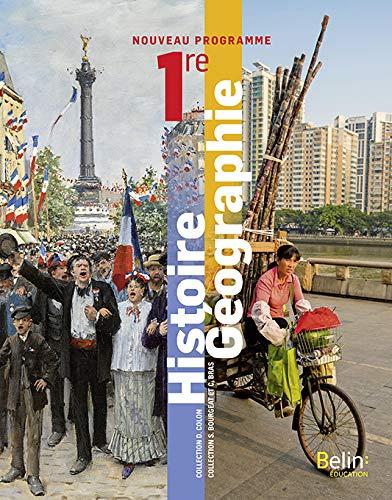 Histoire-Géographie 1re Manuel élève 2019