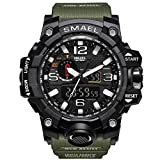 Lightinthebox Hombre Reloj Deportivo Militar Reloj Smart Moda Reloj de Pulsera Reloj...