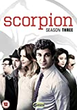 Scorpion - Season 3 (DVD) [UK Import]