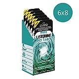 LISTERINE GO! Tabs Kautabletten (mit Clean Mint Geschmack für unterwegs) 48er Pack