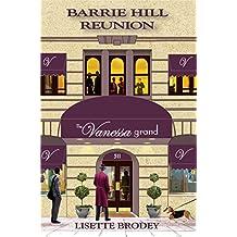 BARRIE HILL REUNION