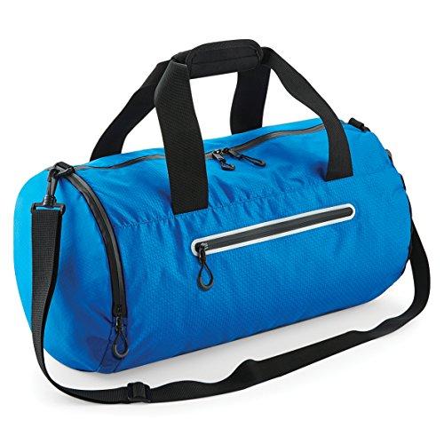 Quadra Athtech Sportfässertasche Blau