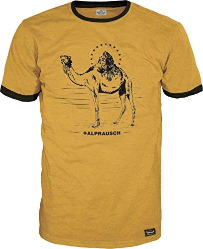 Alprausch Camuhoru T-Shirt Gelb